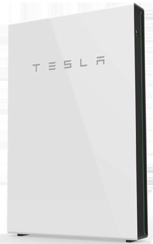 Tesla Battery Powerwall